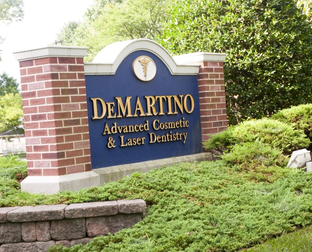 DeMartino Dental Group sign