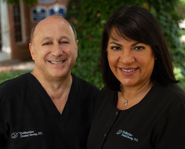 Phillipsbrug dentists Dr. Jeffrey R. DeMartino and Dr. Nelida Garcia-DeMartino