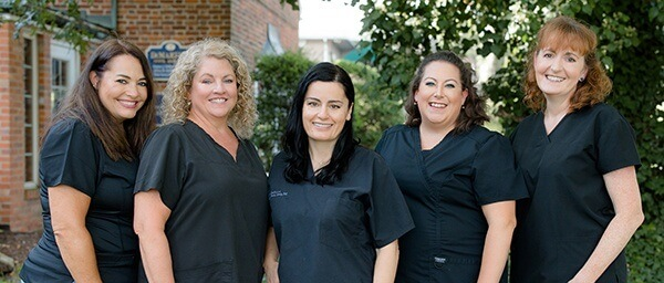 The DeMartino Dental Group team
