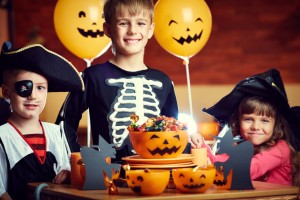 kids eating halloween candy bring them to visit the dentist phillipsburg loves